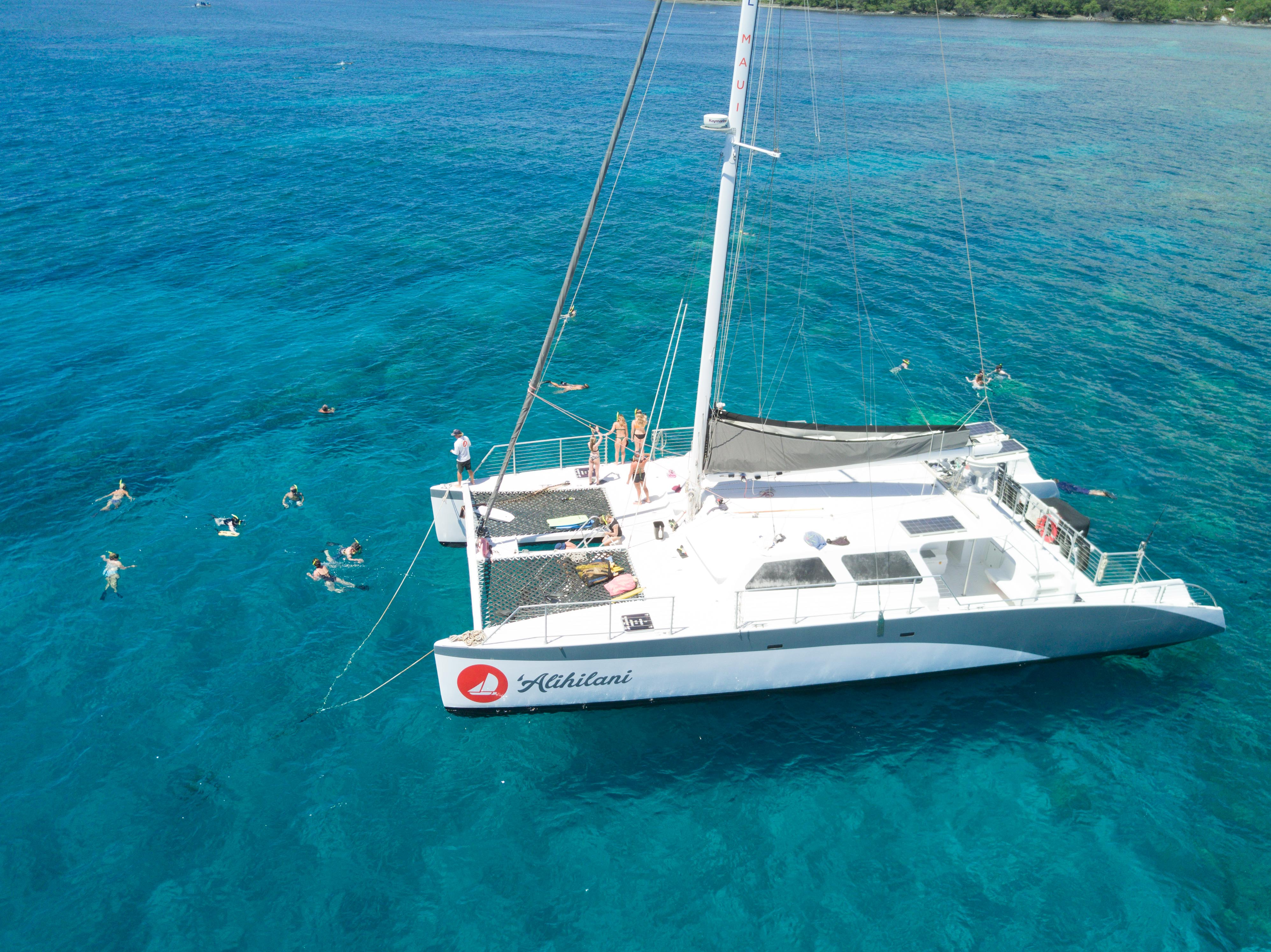 Product Private Lanai Catamaran With Landing