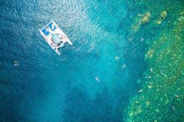 Product Private Lanai Catamaran Snorkel