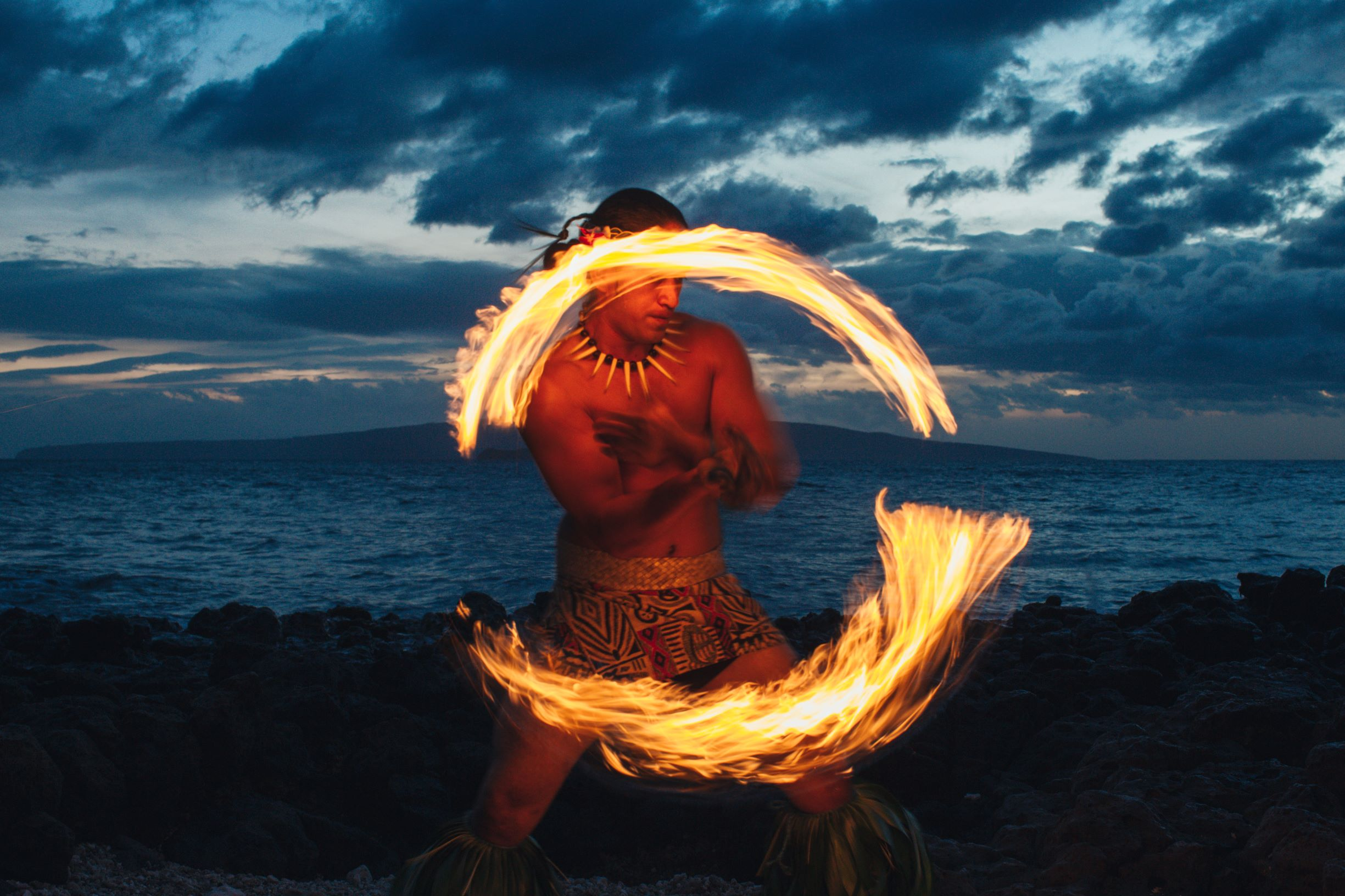 Product Wailea Polynesian Luau