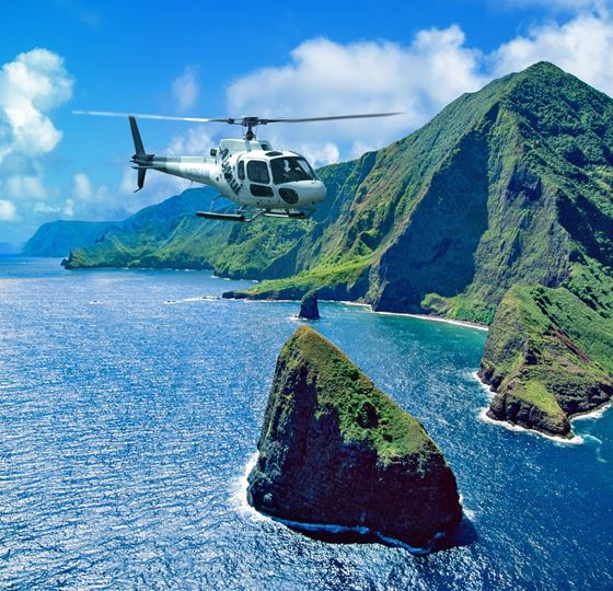 Product West Maui & Molokai 45 Minute Flight