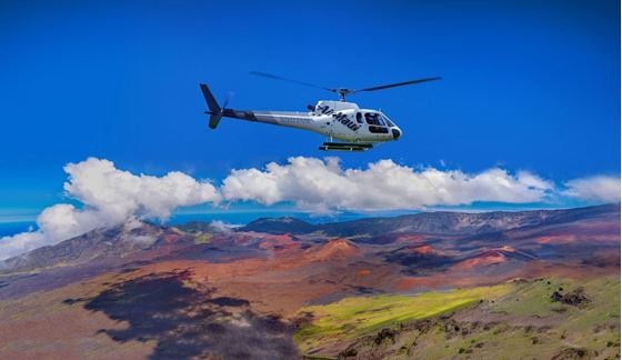 Product Waterfall & Volcano Flight