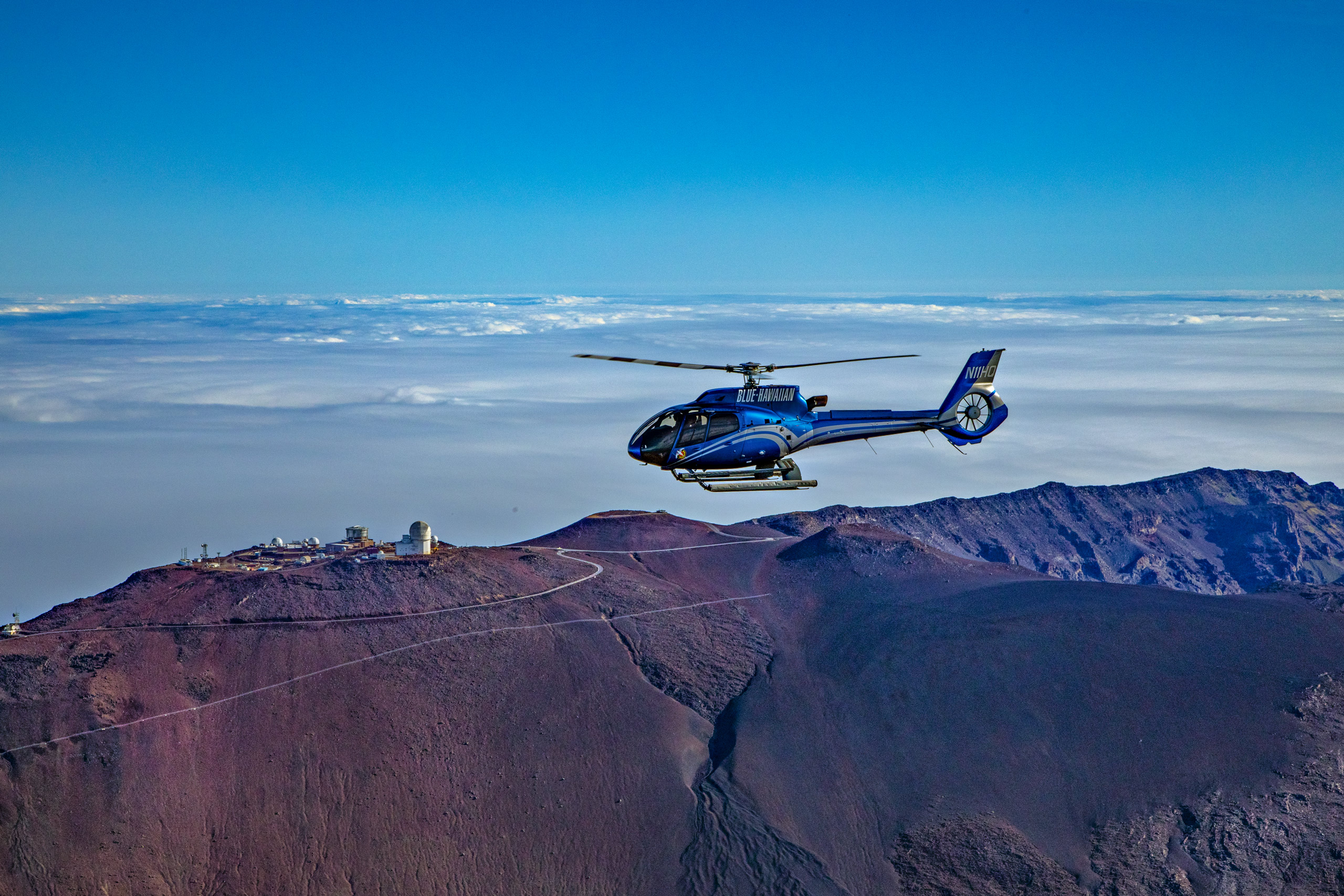Product Hana and Halekalala Helicopter Tour