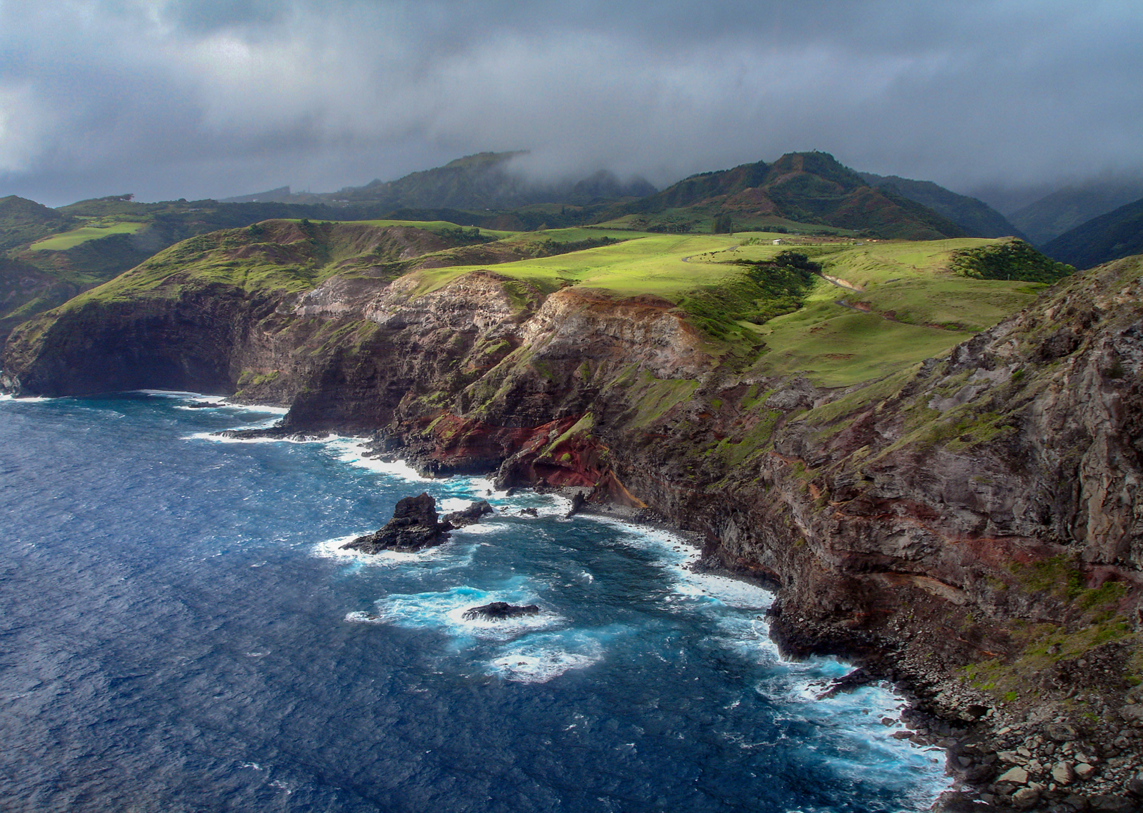 Product West Maui & Molokai Flight