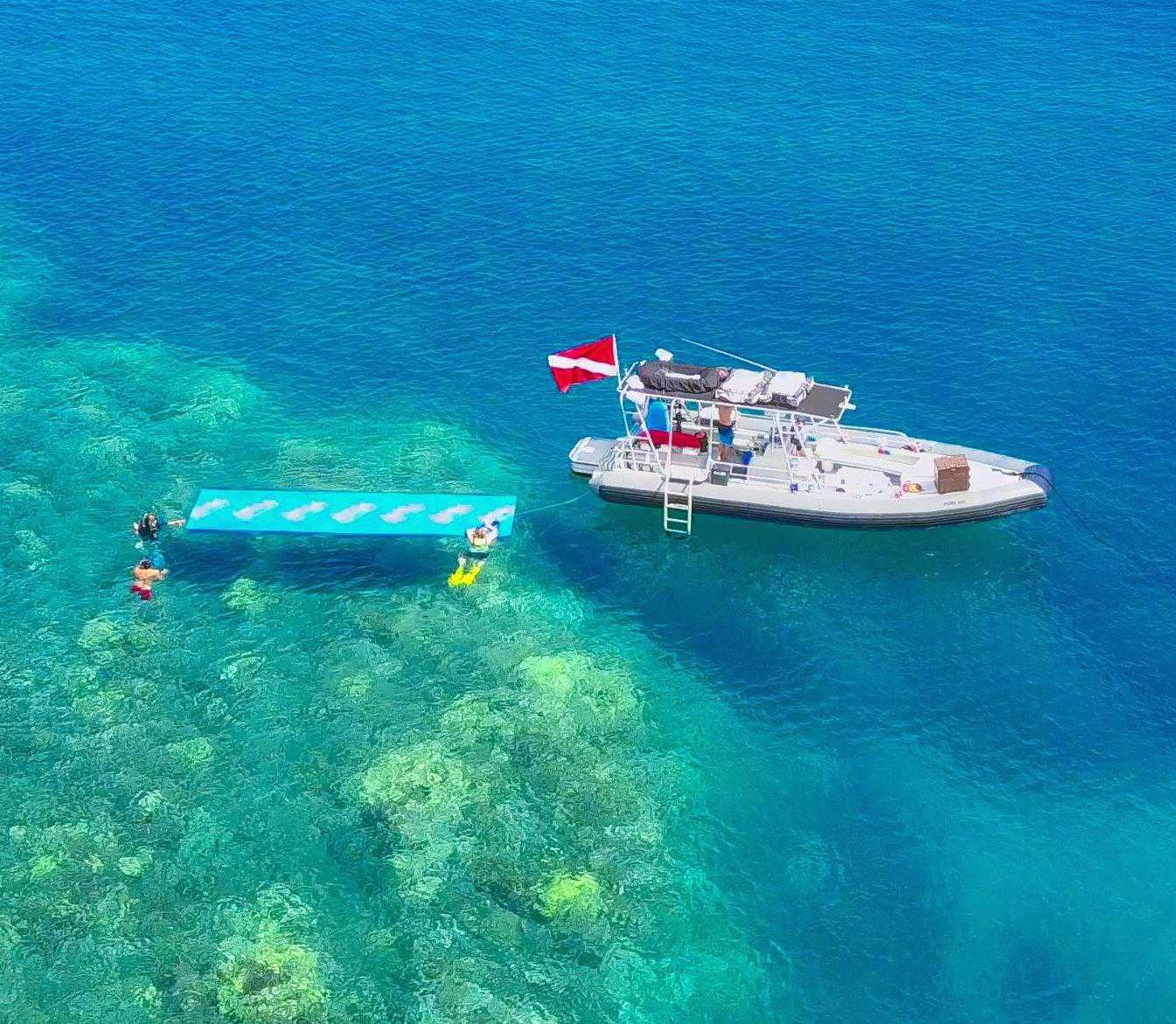 Product Private Small Group Charter With Scuba