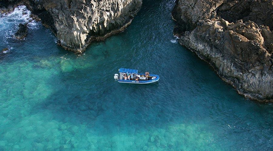 Product Molokini & Kanaio Rafting Snorkel