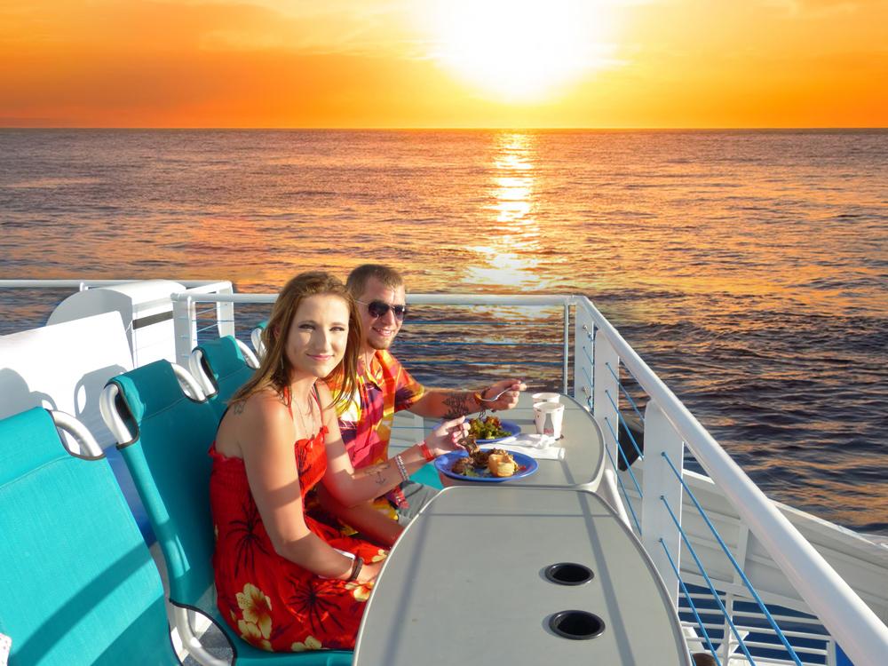 Product Maaleea Triple Deck Dinner Cruise