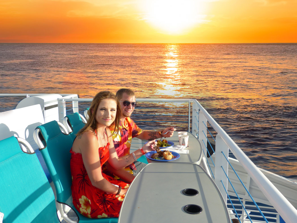 Product Maaleea Triple Deck Dinner Cruise
