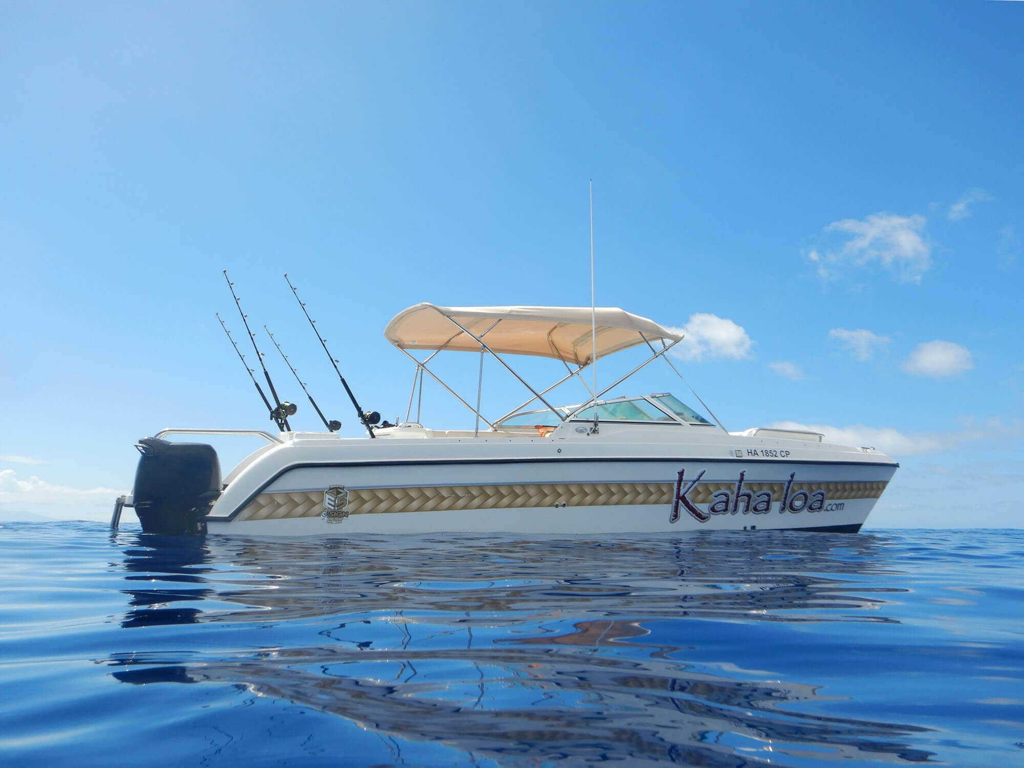 Product Private 6 Passenger Charter Boat