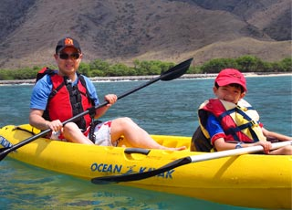 Product Private West Maui Kayak