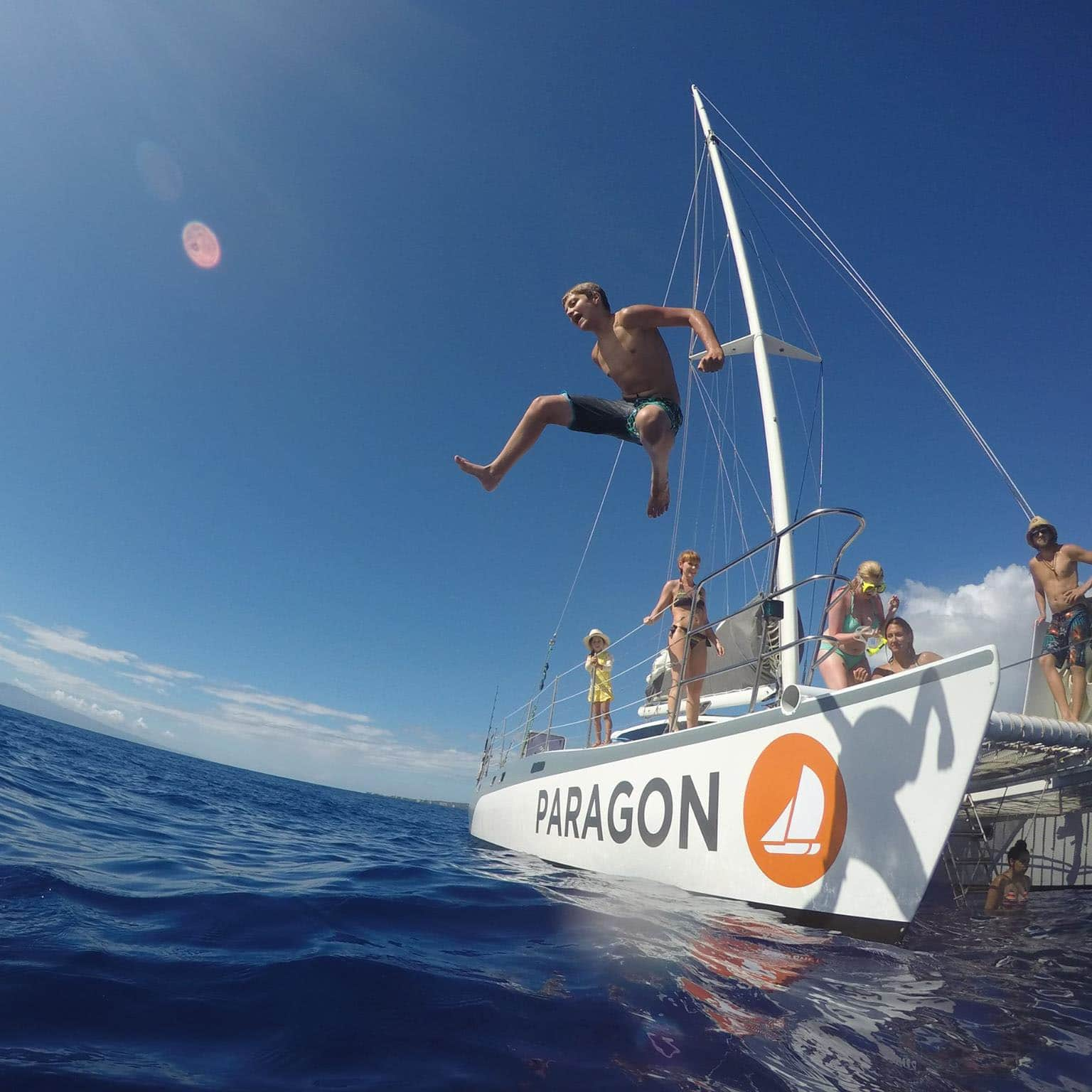 Product West Maui Snorkel & Sail From Lahaina