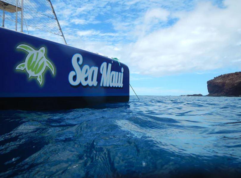 Product Snorkel Lanai Departing From Kaanapali